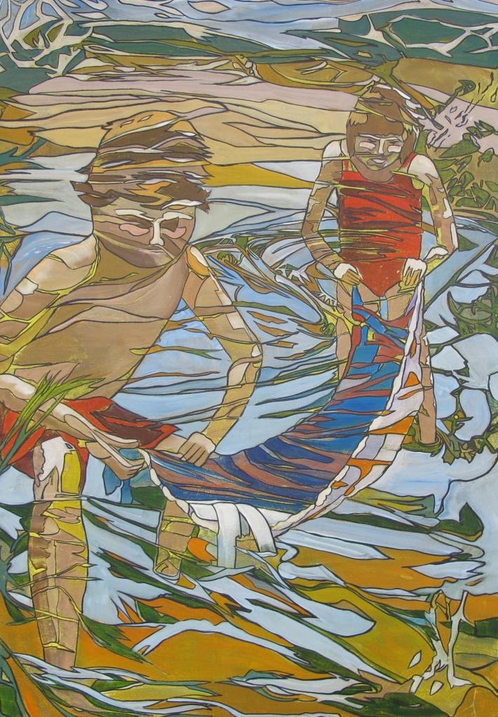 Kaleidoscope Summer and Rushing River 019
