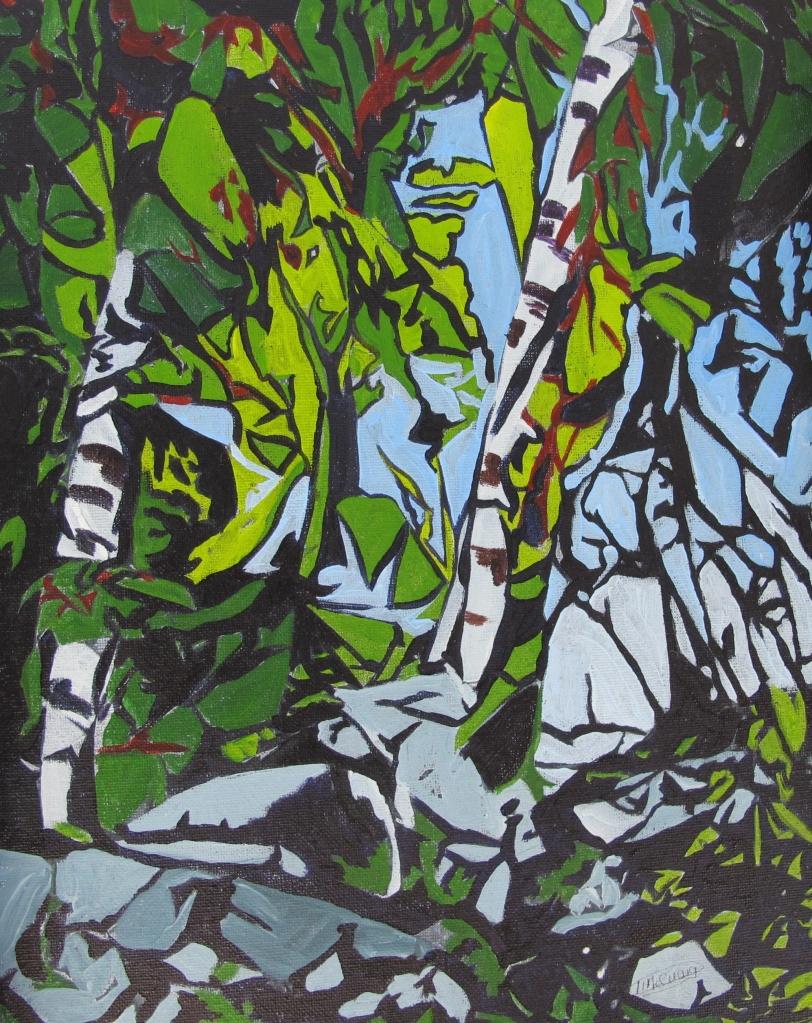 Kaleidoscope Summer and Rushing River 029